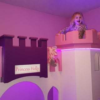Building a Pretty Princess Castle Bed Your Child Will Love