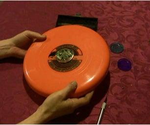 The IDisc - Toss-Sensitive Frisbee
