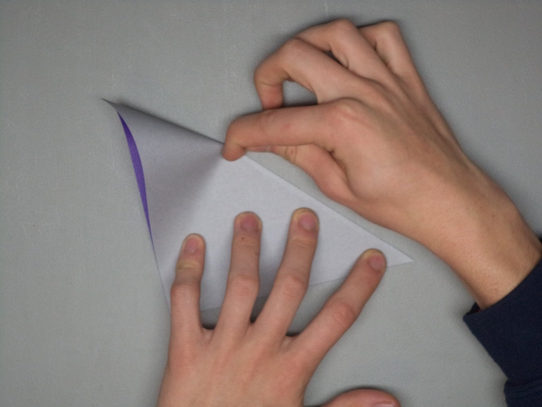 Fold in Half Both Ways, Then Fold in Both Diagonals