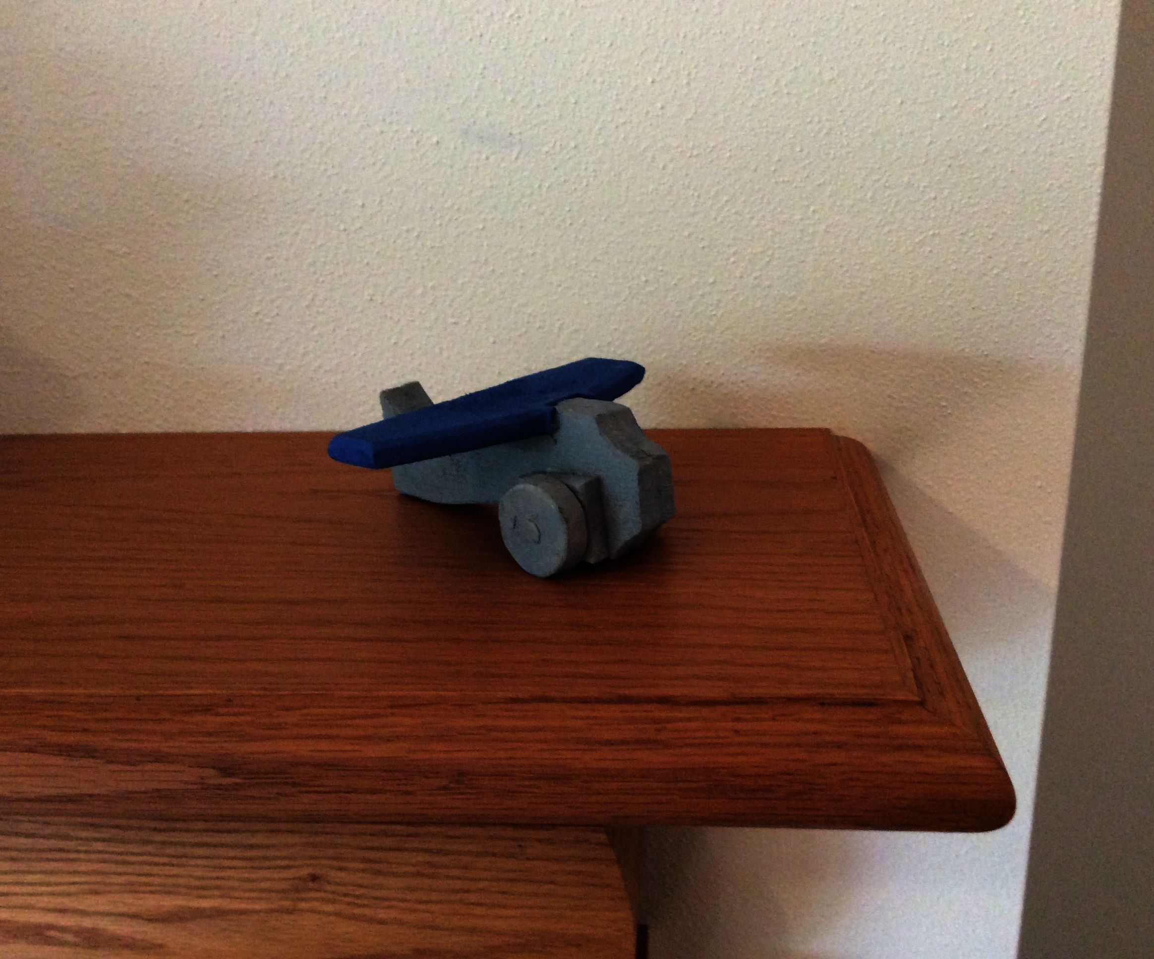 How to Make a Wooden Toy Jet