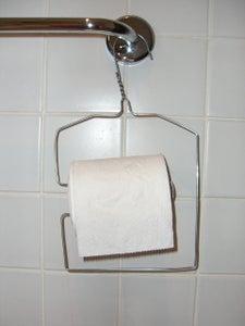 Wire-coat-hanger-toilet-roll Holder...