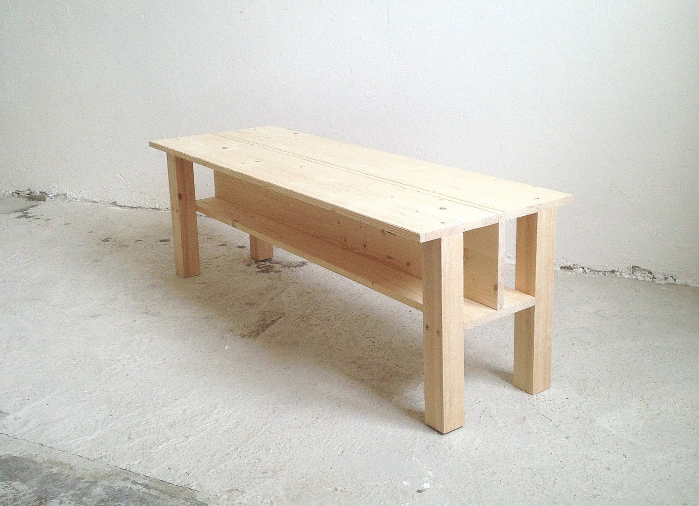 Easy to Make Bench