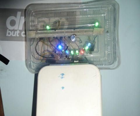 Bluetooth Controlled Motion Sensor Alarm