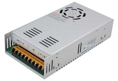 Power Supplies and Wire and the Last Details