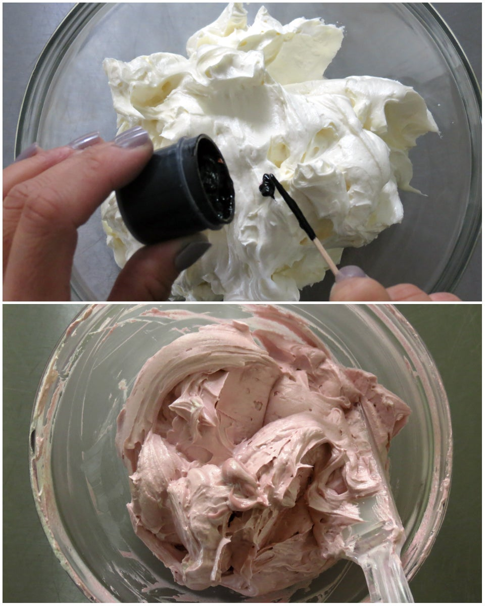 Torting and Frosting