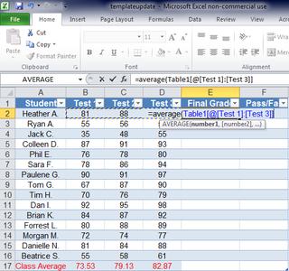 Formulas Extending Multiple Rows/Columns