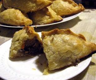 The Cornish Pasty-Inspired Pasty