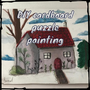 How to Make a Puzzle Out of a Painting