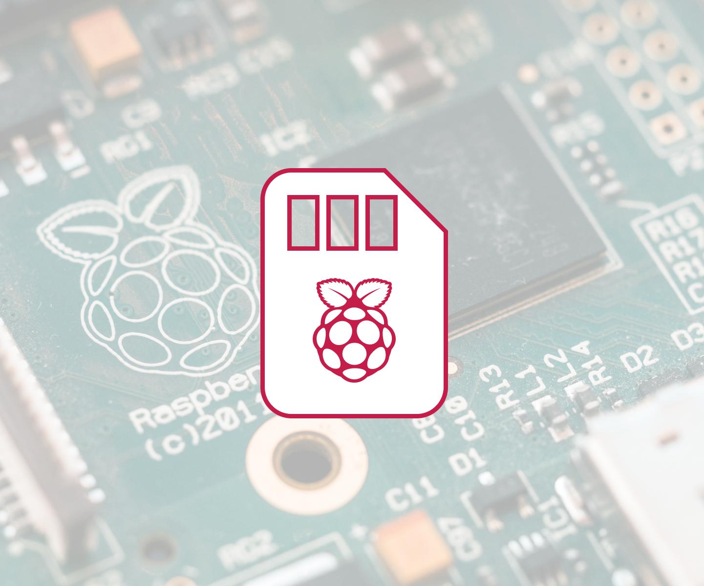 Install Raspbian on Your Raspberry Pi