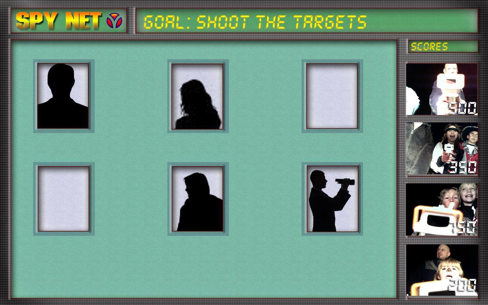 Spy School: Shoot the Enemy Agents