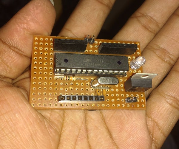 Make Your Own Arduino   ArduinoISP  Learn to Burn Boot Loader Into ATmega328P-PU (UPDATE)