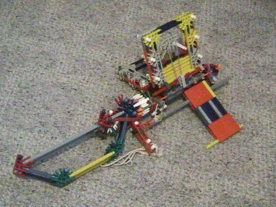 Knex Semi-automatic
