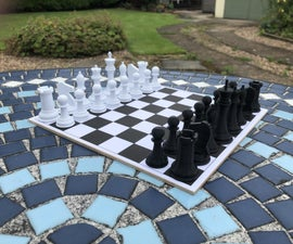 Chess Pieces 3D Printed Designed With Fusion 360