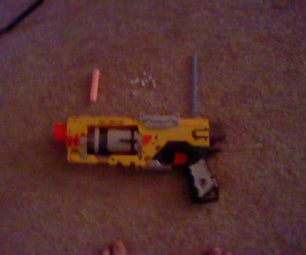 Nerf Spectre=Airsoft!