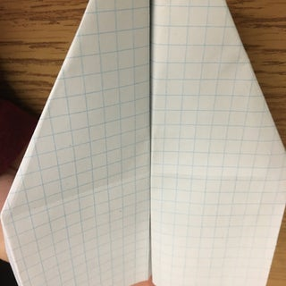 How to Make the Strike Eagle Paper Airplane
