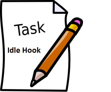 FreeRTOS with Arduino 03 : Task Idle Hook