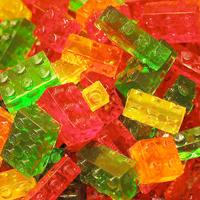 Gummi Bricks