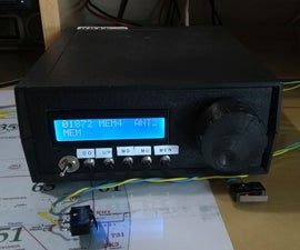 Controller for 3 Magnetic Loop Antennas With Endstop Switch