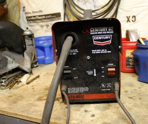 Replace the Ground Cable on Your 80/90 AMP Wire Welder