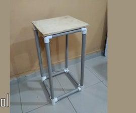 How to Make PVC Stool