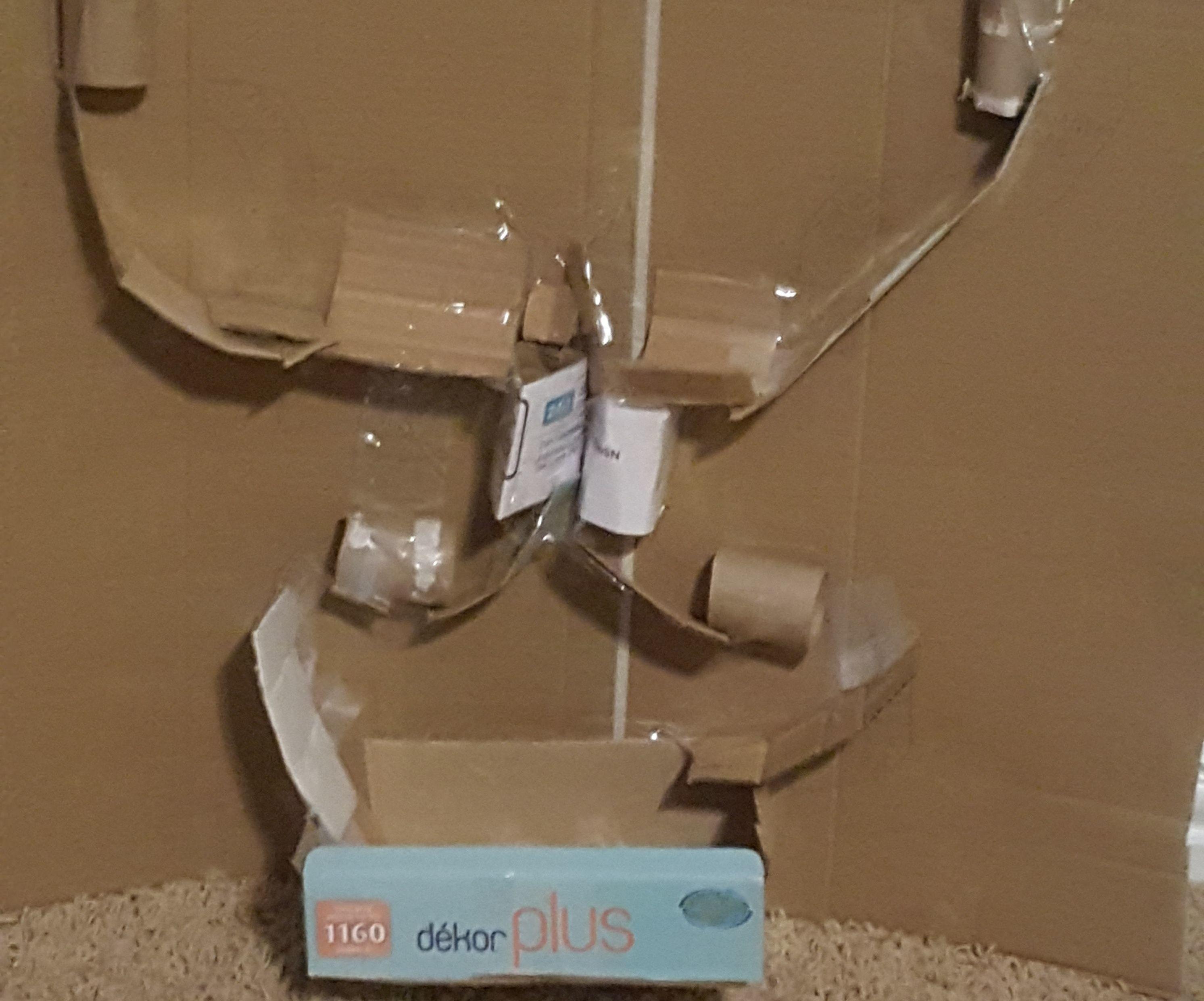 Marble Mania Cardboard!
