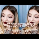 Holiday Glam Makeup Tutorial 2016