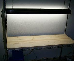 SuperMatt's SuperBench : Bench / Workbench / Desk / Storage