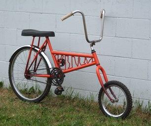 Atomic Zombie's AfterBurner Chopper Bicycle