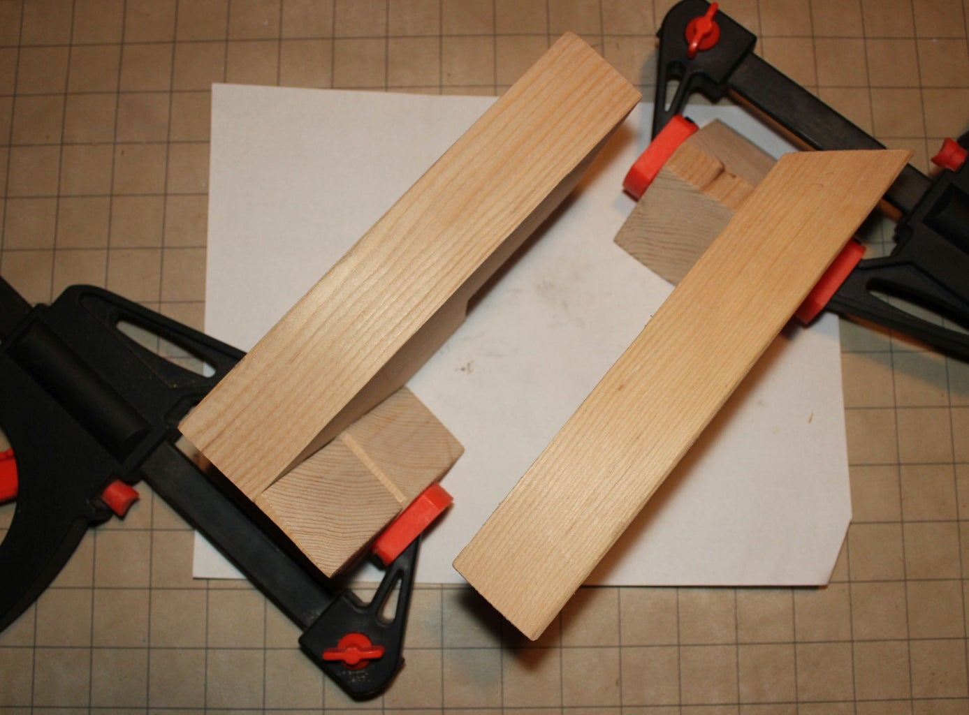 Assembling the Top and Bottoms Sections