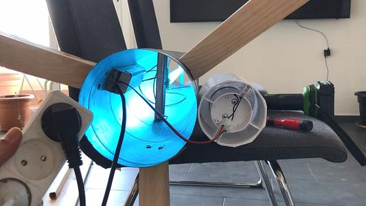 Motor & Lamp Test