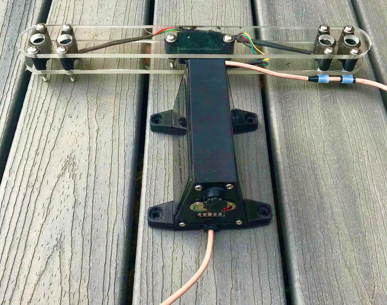 WetRuler--Measuring Ocean Height