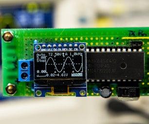 将DIY Mini DSO升级到具有令人敬畏的功能的真正示波器