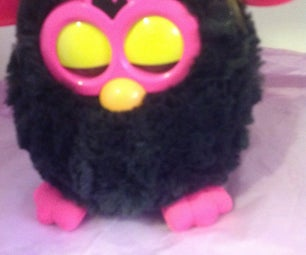 How to Make Your Furby Nice Again