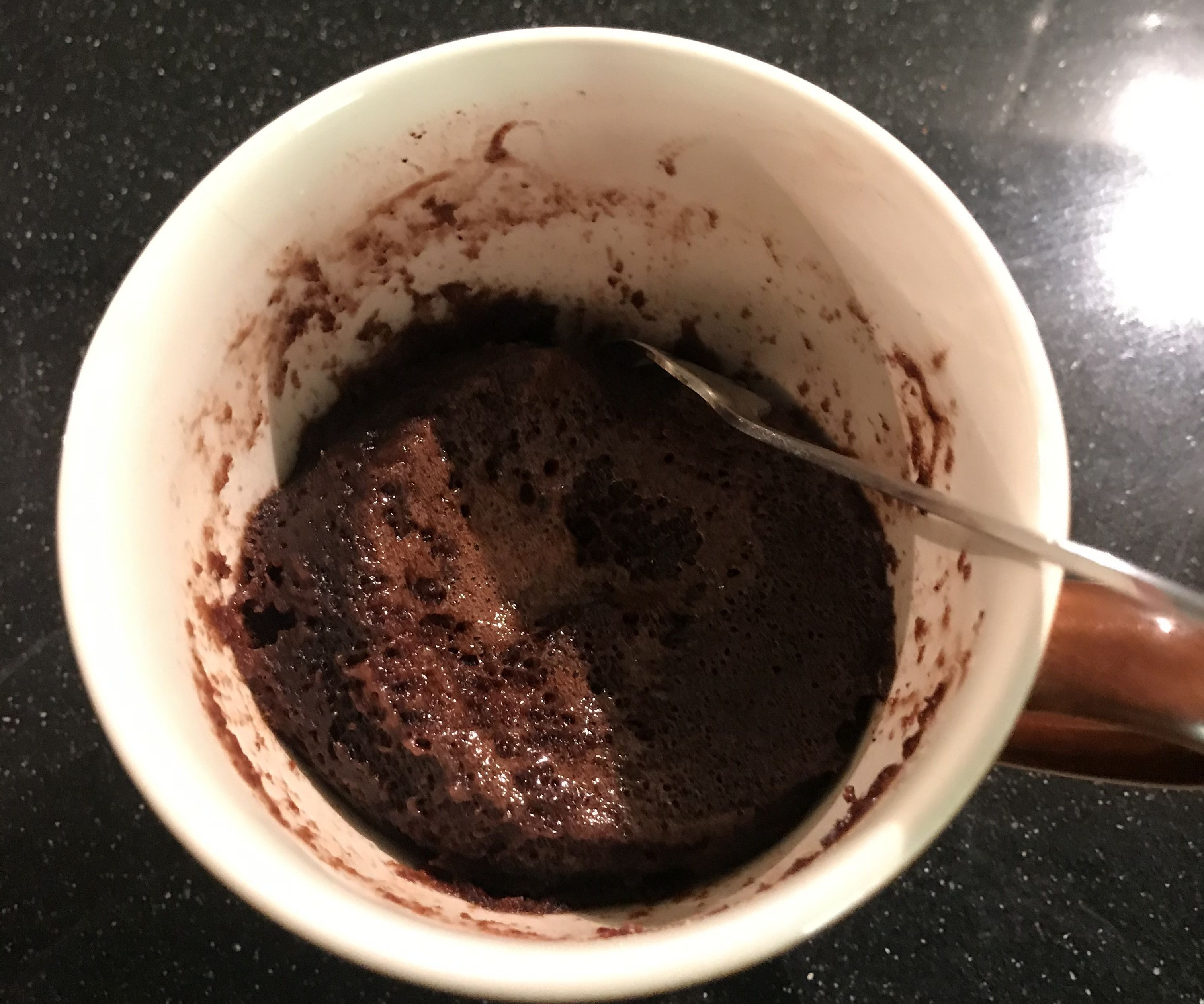 Cake in a Cup