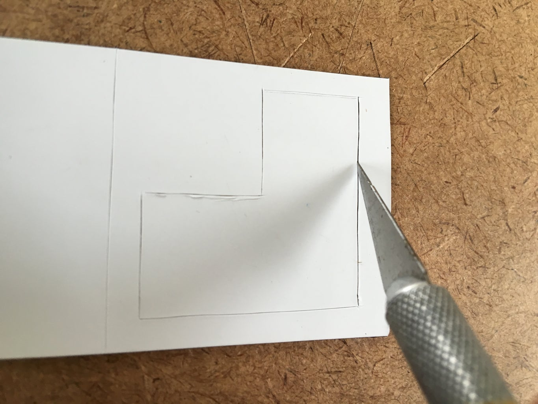Cut Frames.