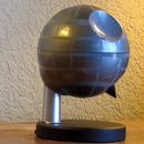 DIY Death Star Candy Dispenser