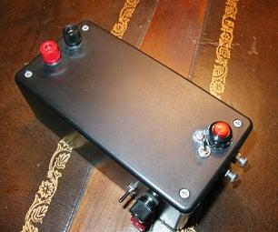 Capacitor Charger/Coilgun V2.0