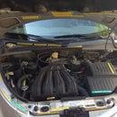 Car Maintenance Log by Label Maker