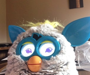 How to Get Your Furby to Change Modes!