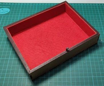 Cutting Bottom of the Box