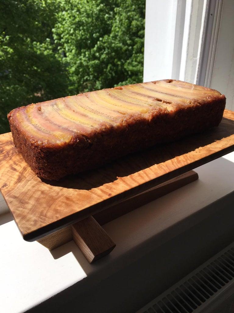 Enjoy Your Art Piece and Bake a Cake!