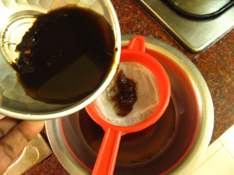 Make Tamarind Paste