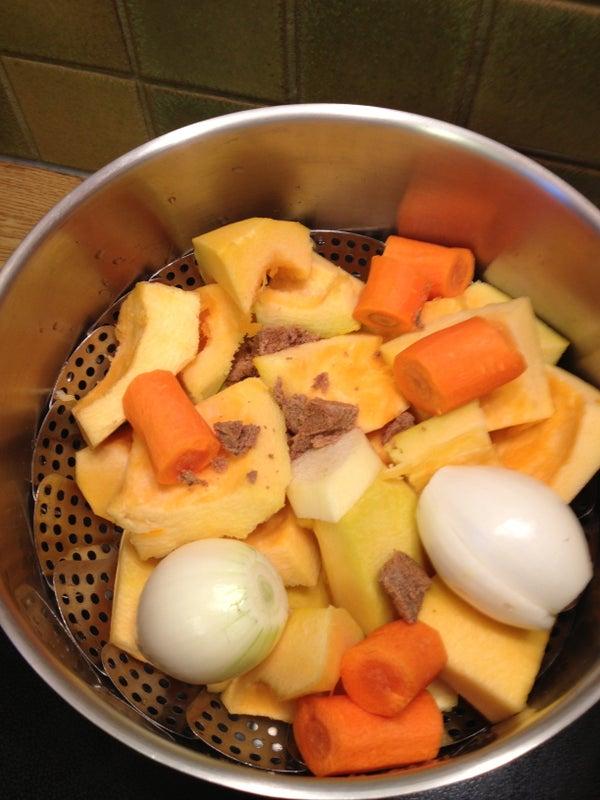 Grannies Pumpkin-Ginger Soup