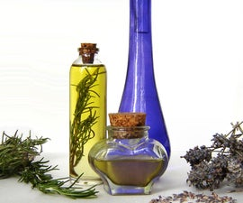 How to Make Infused Oil