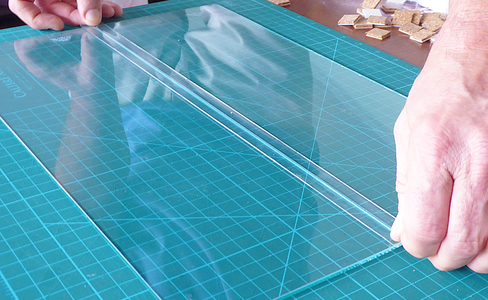 Making the Glass Chimney