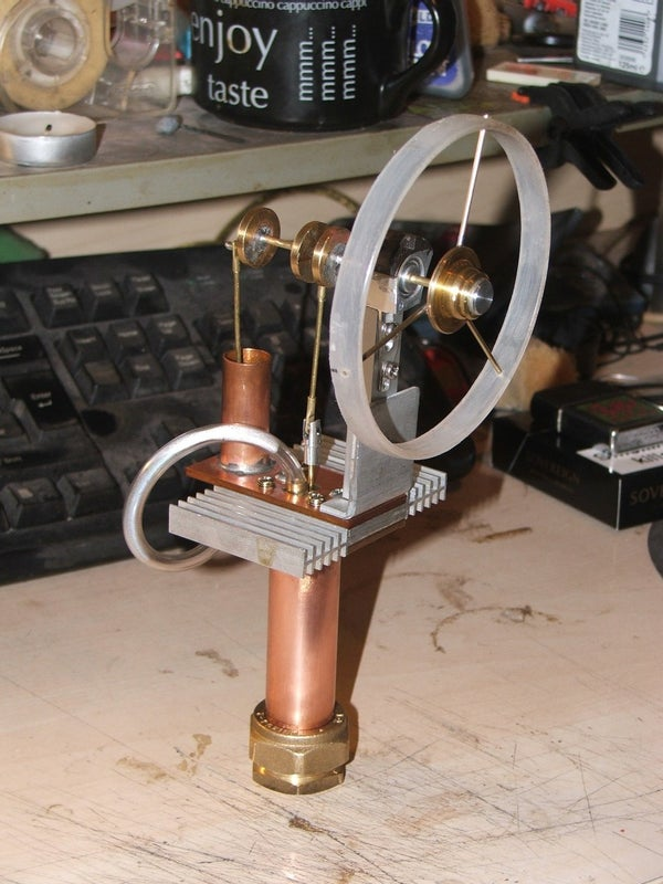 Build a Better Stirling Engine