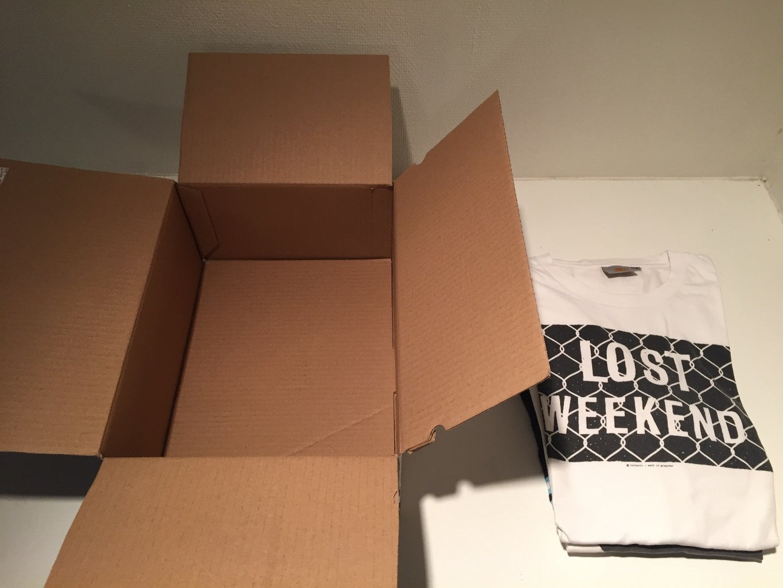 Clothing Packing Box