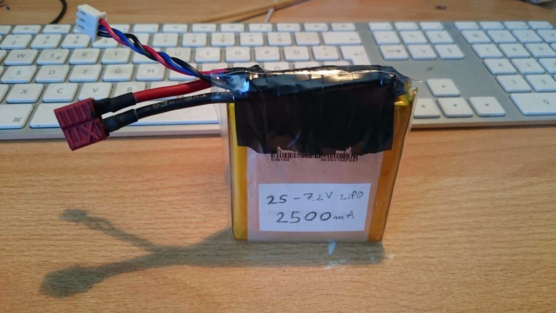 How to Build You Own LiPo Pack Out of Single Cells