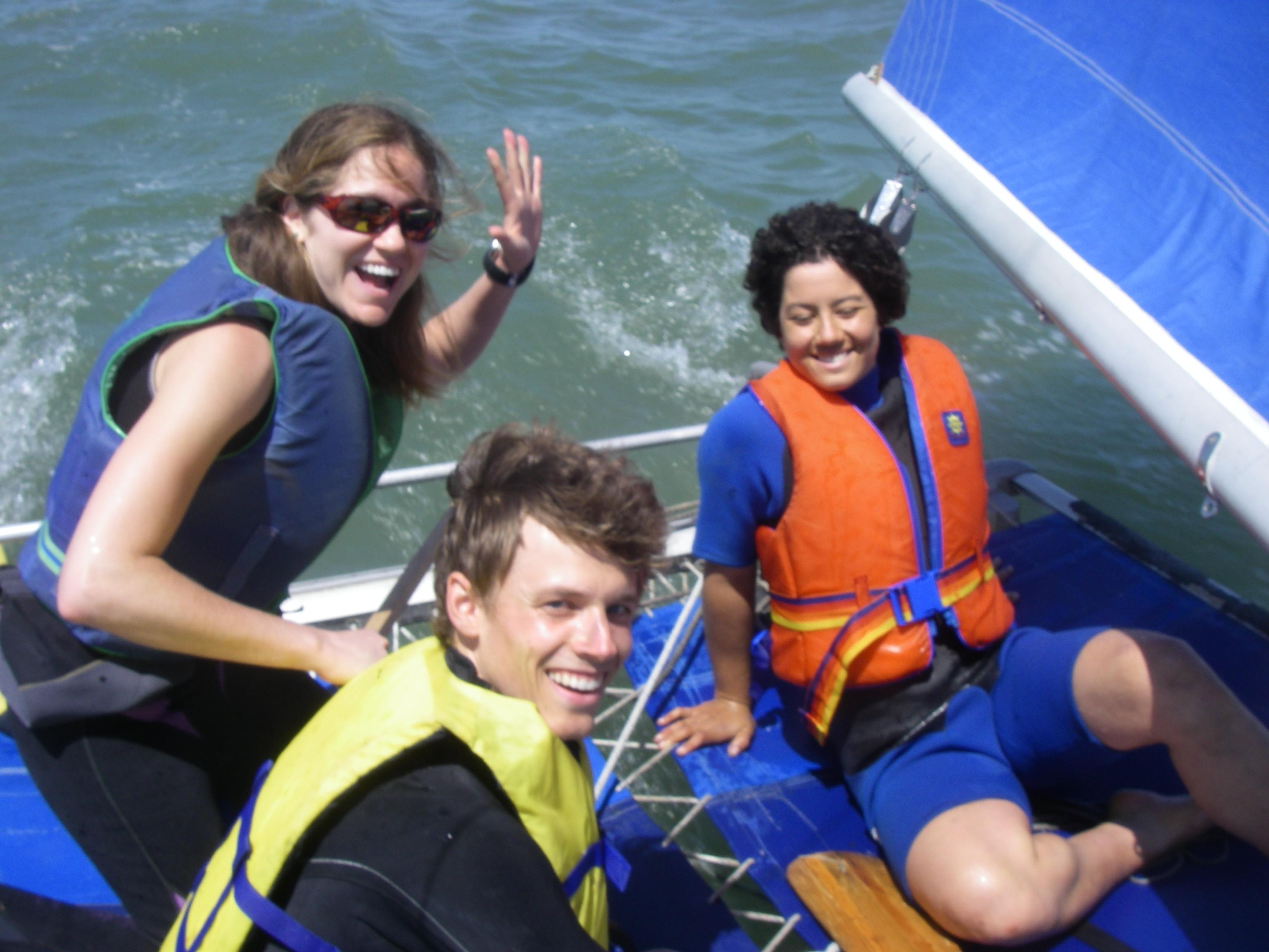 Sew a Quick Catamaran Trampoline