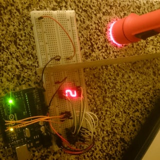 Arduino: an Easier Way to Work With Seven Segment Displays